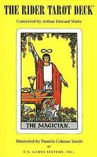 NEW - The Rider Tarot Deck with Other and Booklet by Arthur Edward Waite