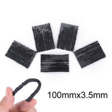 50X Tubeless Tire Tyre Puncture Repair Kit Strips Plug Car Cycling Bike GF