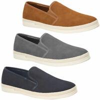 Mens Slip On Casual Shoes Espadrilles Deck Plimsolls Trainers Pumps Boat Shoes