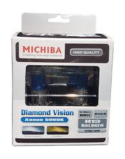 Michiba H13 (9008) 12v 60/55w 5000K Diamond Vision Bulbs (White)
