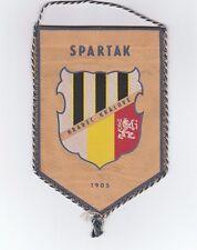 Orig.Wimpel   SPARTAK HRADEC KRALOVE (CSSR) - 70ziger Jahre // 18 cm  !!  SELTEN