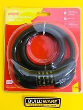 COMBINATION CABLE LED LOCK AMTECH T1835