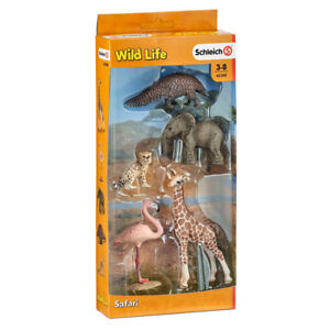 Schleich Wild Life Animals 5 Figure Set