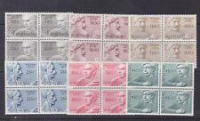 portugal 1971 Sc 1097/102,block of four,MNH,set     q556
