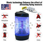 UV Electric Mosquito Fly Bug Insect Zapper Killer Trap Pest Control New Lamp
