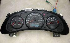 00-05 Chevy Impala Monte Carlo Instrument 4 Gauge Cluster Speedometer Reman!