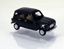 Wiking 022402 Renault R4 mit Faltdach tannengrün Scale 1 87 NEU OVP