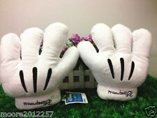 NEW Men/Women Disney Minnie Mickey Mouse Costume Party Cosplay Gloves 1 Pair