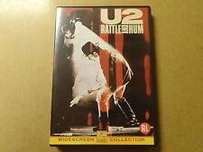 MUSIC DVD / U2: RATTLE AND HUM