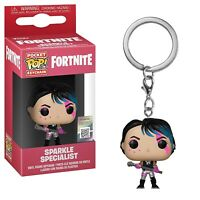 Funko - Pop Keychain: Fortnite S2 - Sparkle Specialist Brand New In Box