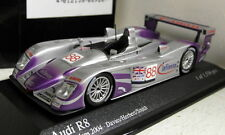 Minichamps 1/43 Scale 400 041388 Audi R8 24H Le Mans 2004 #88 Diecast model car