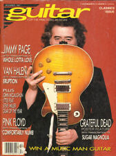1987 December Guitar for the Practicing Musician - Vintage Magazine