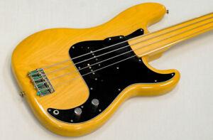 Fender Japan PB-70 FL Fretless Bass