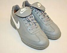 Nike Mens Twenty Kick Around Gray White Baseball Sneakers Shoes Size 9M