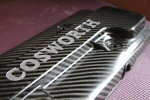 COSWORTH Carbon Fibre Fiber Engine Cam Cover Valve Duratec Formula Atlantic