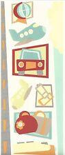 Creative Memories JUMBO GREAT LENGTH STICKER - CABANA - TRAVEL