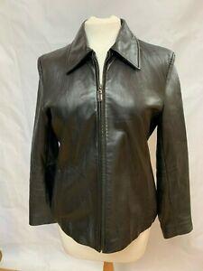 Nine West - Leather Jacket - Size L