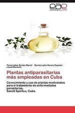 Plantas antiparasitarias más empleadas en Cuba: Conocimiento y uso de plantas me