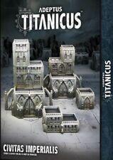 Warhammer 40K: Adeptus Titanicus – Civitas Imperialis New Free Shipping