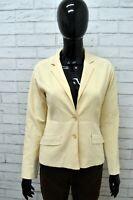 Giacca PRADA Donna Taglia Size 38 Jacket Woman Giubbotto Jacket Elastico