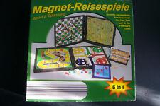 Magnet-Reisespiele 6 in 1