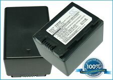 3.7 v Batería Para Samsung smx-f44ln, smx-f40sn, Hmx-h205bn, Hmx-h204, Smx-f44bn