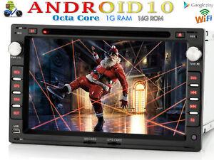 Android 10 DVD GPS Autoradio USB BT4.0 1G 16G Für VW PASSAT B5 GOLF IV SEAT POLO