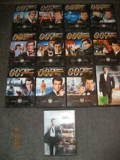 DVD James Bond Sammlung