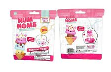 Num Noms Series 1 & 2 Fashion Tags Necklace & Scented Sticker 1 Pack
