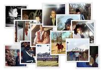 400 Candid snap shot Photos of Elvis Presley