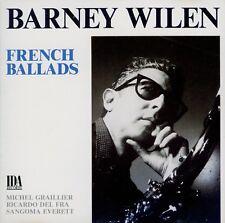 BARNEY WILEN  french ballads  /  IDA RECORDS