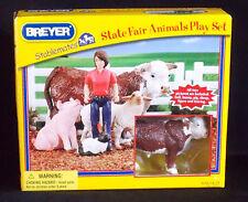 Breyer Stablemates - State Fair Animals Play Set 5919 - MIB