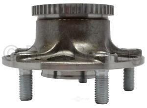 Rr Hub Assy  BCA Bearing  WE60580