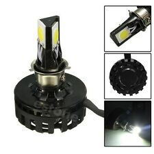 12W-18W Motorcycle LED Headlight H4 Bulb Hi/Lo Beam Head Lamp 6V-36V