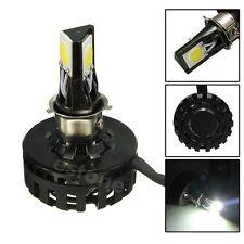 12W-18W Motorcycle LED Headlight H4 Bulb Hi/Lo Beam Head Lamp 6V-36V