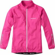 Madison Tracker Kids Long Sleeved Thermal Jersey Age 4 - 6 Very Berry CL79712