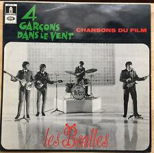"""The BEATLES  """"4 Garçons dans le vent""""  33T BIEM 1968  EX/EX"""