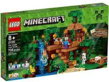 LEGO Minecraft The Jungle Tree House Set #21125