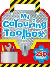 My Ultimate Colouring Toolbox,- 9781786704016