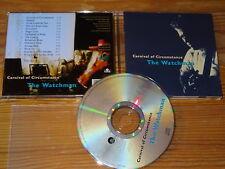 THE WATCHMAN - CARNIVAL OF......& OVER THE TOP - 2 VERSCHIEDENE ALBUM-CD'S