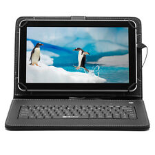 "iRULU 10.1"" Android 5.1 Lollipop Tablet PC 16G Quad Core 1.3GHz GMS w/ Keyboard"
