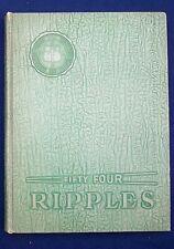 1954 Bridgewater College Yearbook, Ripples - Bridgewater, Va.