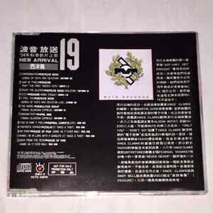 Depeche Mode Erasure 1993 Condemnation Taiwan Edition 12 Track Promo CD Sampler