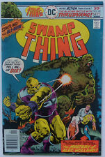 Swamp Thing #24 (Aug-Sept 1976, DC), FN-VFN condition
