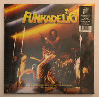 Funkadelic - Live At Meadowbrook Rochester, MI 1971 Amoeba Exclusive Color Wax
