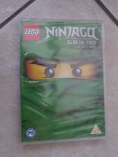 'Lego NInjago: Masters of Spinjitzu' Season 2 Part 1 New/Sealed DVD