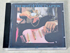 TIMEPIECES: THE BEST OF ERIC CLAPTON CD