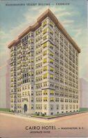 Washington DC - Cairo Hotel - ARCHITECTURE - 1951