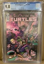 Teenage Mutant Ninja Turtles #95 1st Print CGC 9.8 1st Jennika Female Turtle IDW