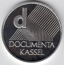 10 Euro Gedenkmünze Documenta Kassel 2002 Polierte Platte Silber 925/-
